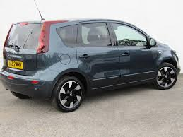 nissan note 2012 used 2012 nissan note n tec plus for sale in suffolk pistonheads