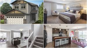 home and design show edmonton hot new show homes in maple crest this summer maple c
