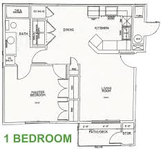 gateway apartments floor plans
