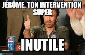 Intervention Meme - j礬r禊me ton intervention super on memegen