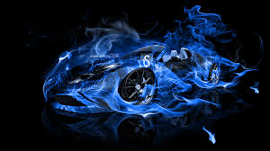 blue ferrari wallpaper ferrari 458 spider fire car 2013 el tony