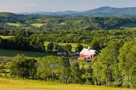 Vermont landscapes images Vermont summer landscape photograph by alan l graham jpg
