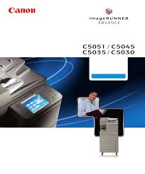 canon printer manuals download canon imagerunner advance c5035 user u0027s manual for free