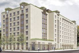 robert a m stern architects designed an affordable housing