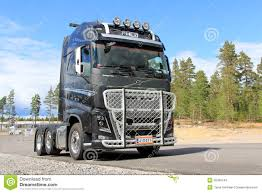 2013 volvo big rig volvo fh16 600 truck editorial stock photo image 32466743