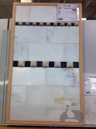 100 carrara marble subway tile kitchen backsplash white