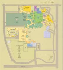 Hotels In Las Vegas Map by Manadalay Bay Hotel Map Map Of Mandalay Bay
