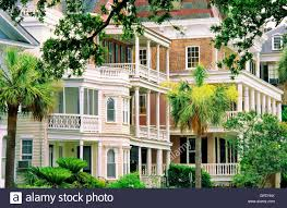 charleston south carolina usa old historic traditional town