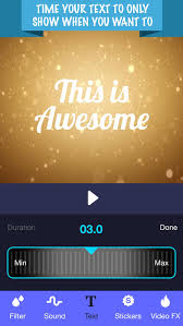 intro maker intro creator on the app store