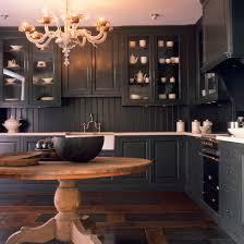 cuisine bois peint cuisine en bois peint le bois chez vous