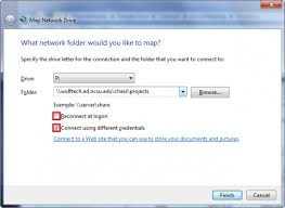 use map drive how do i map my p drive in windows department of information