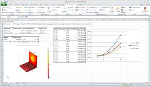 utilize excel in your comsol multiphysics models