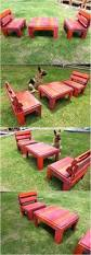 Childs Patio Set by 25 Unique Homemade Outdoor Furniture Ideas On Pinterest Rustic