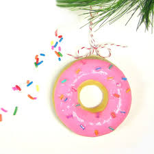 365 designs diy donut ornaments a craft for the whole