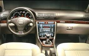 2001 audi a4 interior 2001 audi a4 sedan reviews msrp ratings with amazing images
