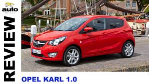 opel karl 2015 opel karl review 2015 youtube