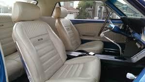 Tmi Interior Lelu U0027s 66 Mustang January 2014