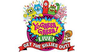 yo gabba gabba live sillies atlanta tickets