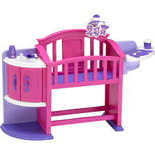 girls first bed american plastic my very own nursery walmart com