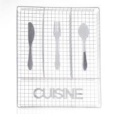 couverts cuisine range couverts cuisine 25 5x34x5cm