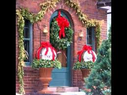 christmas decorations for outside easy diy outdoor christmas decorations ideas