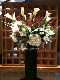 cmas1202 xl christmas vase arrangement cmas1202 0 00 hanamo