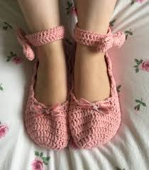 free crochet tutorial ballet slippers u2022 lovecrochet blog