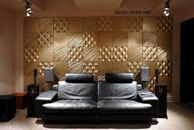 D Wall Panels Ideas Materials And Installation Tips - Decorative wall panels design