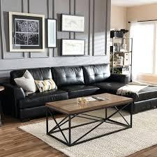 Black Sectional Sofas Black Modern Sectional Sofas Euprera2009
