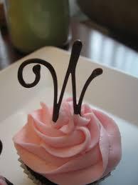 cake decorating ideas chocolate cupcake with buttercream