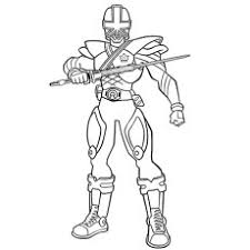25 free printable power rangers megaforce coloring pages