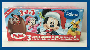 zaini mickey mouse clubhouse chocolate eggs