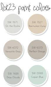 color palettes for home interior neutral paint color palette alternatux