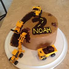 construction cake ideas 9 9 year pics of trucks boys birthday cakes photo 9 year