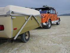 Sears Tent And Awning Yakima Here Is An Example Of Using An Old Sears David Bradley Trailer As
