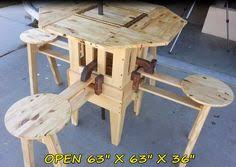 Diy Foldable Picnic Table by Www Buildeazy Com Folding Instructions 1 Html Compact Version