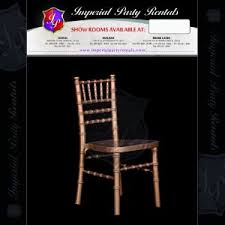 chiavari chairs rental miami chiavari chairs rental