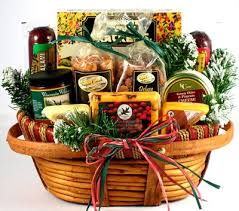 wisconsin gift baskets hometown gourmet christmas gift basket of wisconsin