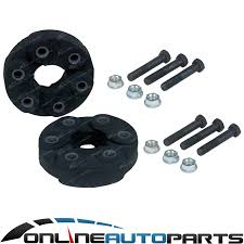 front u0026 rear rubber driveshaft tailshaft couplings gm commodore vx