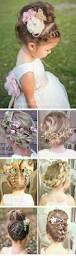 Simple Girls Hairstyles by Best 25 Cute Simple Hairstyles Ideas On Pinterest Chignons