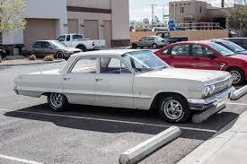 nissan stanza wagon slammed the street peep 1963 chevrolet impala