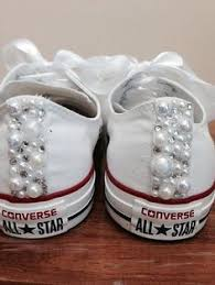 wedding shoes converse the 25 best bridal converse ideas on