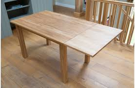 oval natural oak finished extendable dining table furniture round