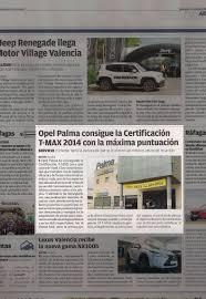 concesionario lexus en valencia certificado tmax para opel palma protagonista en todos los medios