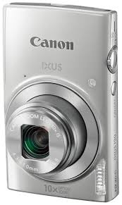canon ixus190si digital camera 20mp 10x optical zoom silver at