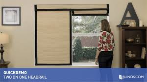 2 on 1 headrail for woven wood shades quickdemo u0026raquo