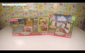 Calico Critters Living Room by Calico Critters Deluxe Living Room Set Youtube
