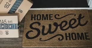 Doormats Target Target Com 30 Off Rugs Grab My Home Sweet Home Doormat For Just