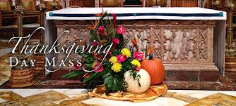 thanksgiving day mass diocese of hamilton