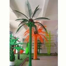 led coconut palm tree light simple installation and easy to